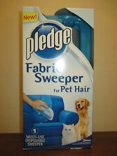 Pledge Fabric Sweeper for Pet Hair 1 multi use disposable Sweeper