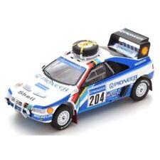 S5615 Spark:1/43 Peugeot 405 T16 Grand Raid #204 Paris Dakar 1988 Winner Vatanen