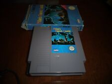 MILON'S SECRET CASTLE FOR NINTENDO NES WITH ORIGINAL BOX
