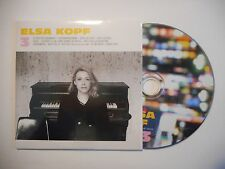ELSA KOPF : IS THIS THE BEGINNING ? ♦ CD ALBUM PORT GRATUIT ♦