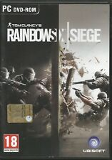 Tom Clancy's Rainbow Six: Siege multil. (PC, 2015, DVD-Box) Mit Uplay Key Code