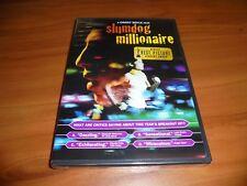 Slumdog Millionaire (DVD, 2009, Widescreen) Dev Patel, Irrfan Khan NEW