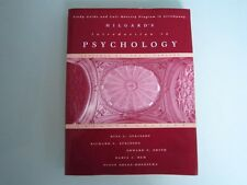 STUDY GUIDE & UNIT MASTERY PROGRAM -HILGARD'S INTRODUCTION TO PSYCHOLOGY 12TH ED