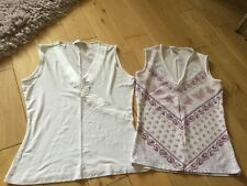 2 Ladies tops Next and Wallis, Next size 10 and 12 Wallis preloved fab condition
