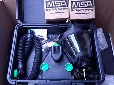 MSA C420 Responder PAPR w/Ultra Elite CBRN Gas Mask, NBC Filters & Case NEW!
