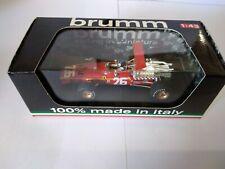 BRUMM R171-CH FERRARI 312 F1 G.P.FRANCIA 1968 + JACKY ICKX  DIE-CAST 1:43