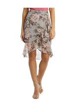 NEW Tokito Tiered Frill Skirt - Large Bloom Floral Assorted
