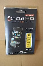 Zagg Invisible Shield HD Screen Protector Apple iPod Touch 4th Gen