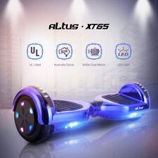 "Altus 6.5"" Self Balancing Scooter Electric Hoverboard Skateboard Blue"
