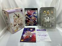 SONY PS2 Japan FATE / Unlimited Codes SP-BOX SP-004 Figma Figure PlayStation 2