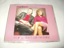 MADISON AVENUE - DON'T CALL ME BABY - 2000 HOUSE CDS