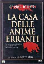 La Casa Delle Anime Erranti DVD Umberto lenzi
