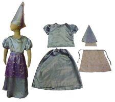 COSTUME FATA FATINA BAMBINA 5-7 ANNI - Fairy costume