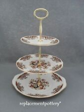 Colclough Royale 3 tier cake stand / choice of fittings