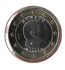 Monaco    1 Euro   2007   Albert II   UNC  op voorraad