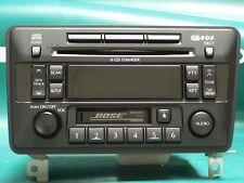 2002 2003 BOSE INFINITI QX4 RADIO 6 CD CHANGER 28188 5W600