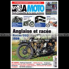 LA VIE DE LA MOTO LVM N°547 NORTON 500 TYPE 34 1928 TERROT 500 RGST KÜCHEN 2008