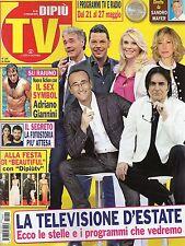 Dipiù Tv 2016 20#Renato Zero,Carlo Conti,Massimo Giletti,Salvo Sottile,ccc