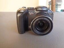Canon PowerShot S3IS PC1192 Black Digital Camera 6.0 Mega Pixels