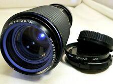 Vivitar 80-200mm f4.5 MC Lens For Canon FD manual focus AE-1