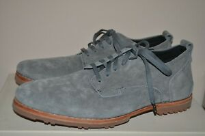 MEN'S TIMBERLAND BOOT COMPANY® Bardstown Oxford Suede Shoes A3116 Size 10