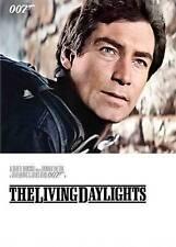 The Living Daylights James Bond Timothy Dalton (DVD Movie) SEALED (Shelf 1-12)