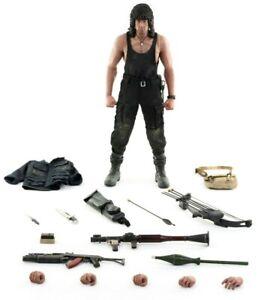 Sylvester Stallone as John Rambo Action Figure Rambo III 1/6 Threezero Sideshow
