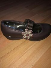 Crocs Girls Brown Rubber Shoes Size 4