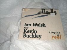Fast 2 Day shipping🇺🇸 Ian Walsh Keeping- Kevin Buckley It Real Cd Used