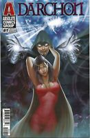 Darchon #1 White Widow Variant Absolute Comics Group 2020