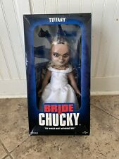 Bride Of Chucky Plush Tiffany 16in Doll By Sideshow Toys, Chucky the movie