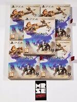 Horizon Zero Dawn Limited Edition Steelbook (Import) Collector New Sealed *RARE*