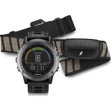 Garmin fenix 3 Multisport Training GPS Watch in Gray with Heart Rate Monitor