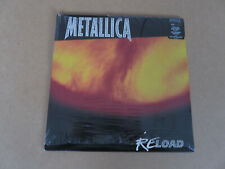 METALLICA Reload SEALED VERTIGO 1997 UK ORIGINAL 1ST PRESSING 2 x LP 5364091