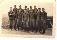 Foto 2.WK deutsche Soldaten Luftwaffe Frankreich ca. 1940 Wehrmacht WW2 C8