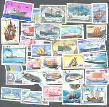 Ships and sailing craft 100 all different collection