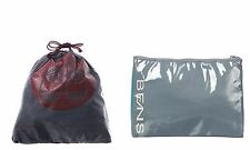 BENSIMON shoes bag + trousse necessaire / sacca scarpe + bustina per make-up NEW
