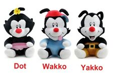 Animaniacs Phunny Plush Dot Wakko Yakko