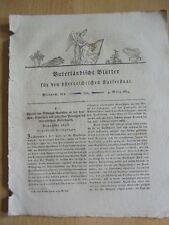 1814 20  Schulen Kärnten Reisebericht Warasdin Kroatien Triest