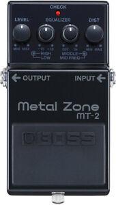Boss MT-2-3A Metal Zone Limitierte Anniversary Edition, 5 Jahre Garantie*