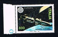 ITALIA 1 FRANCOBOLLO EUROPA CEPT HERMES 1991 nuovo** (BI9184)