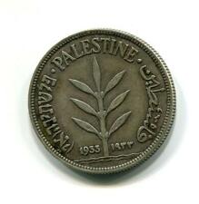 PALESTINE 1933 100 MILS 'RARE'