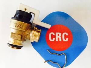 VALVOLA SICUREZZA RICAMBIO CALDAIE ORIGINALE JUNKERS CODICE: CRC87160108760