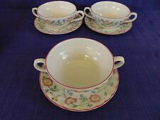 Churchill Briar Rose CREAM SOUP & SAUCER 1 of 3 available
