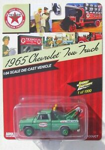JOHNNY LIGHTNING 1965 CHEVY TOW TRUCK TEXACO 1 OF 1,800 MADE WORLD WIDE!