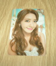 Girls' Generation SNSD 5th Lion Heart Album YoonA Official Photo Card