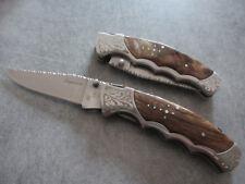 Couteau de poche pliant Laguiole pour gaucher ou droitier