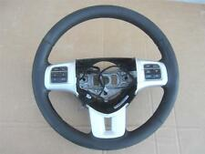 OEM 2011-2014 Dodge Charger Steering Wheel Black Leather w/ Hands-Free Phone