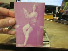 Other Old Postcard Victorian Random Pearl Flapper Girl Dancer Lady in Lingerie