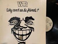 War – Why Can't We Be Friends? LP 1975 United Artists UA-LA441 VG+/VG+